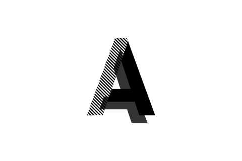 Typographie A